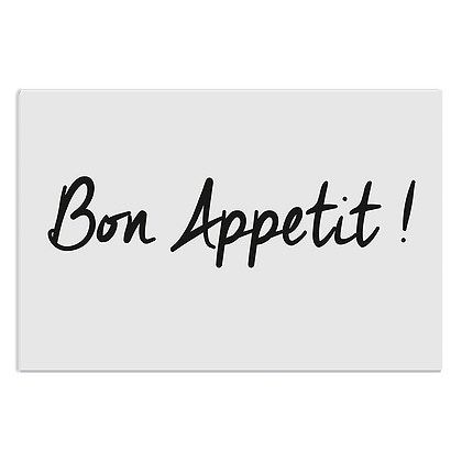 Individual Bon Appetit!
