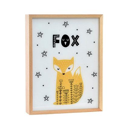 Caja de luz Fox