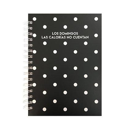 Cuaderno puntos