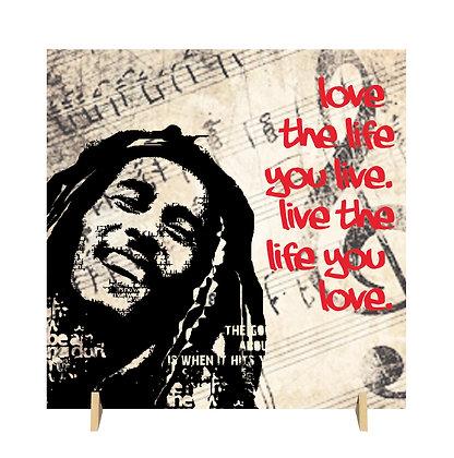 Cuadro Bob Marley