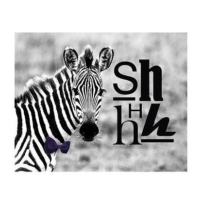 Flotante Zebra