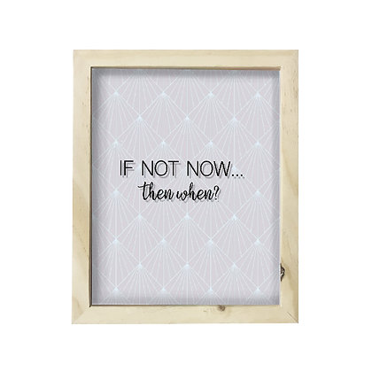Caja pino mini If not now