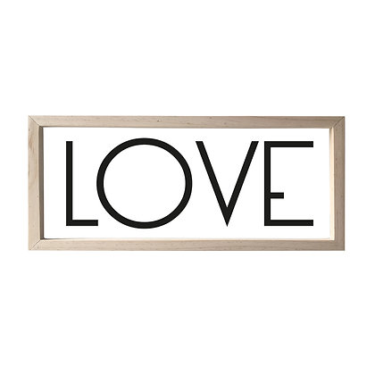 Vidrio Love