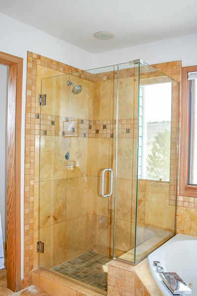 Shower door installers in Fort Collins