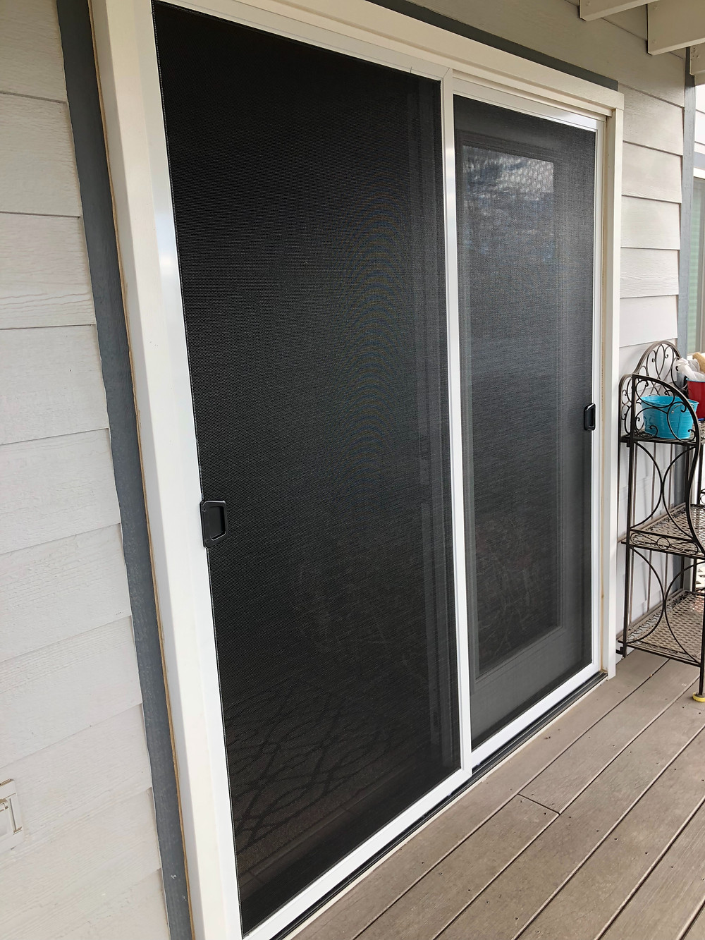 patio door screen repair