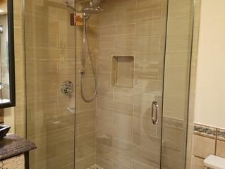 Custom Shower Door Installations