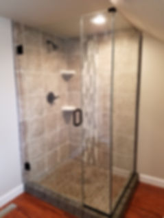 Frameless Shower Doors in Greeley