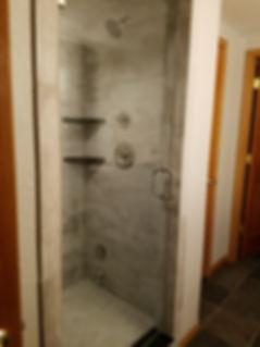 shower door company fort collins