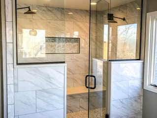 We Install Custom and Standard size shower door enclosures. If you need a shower door installed give