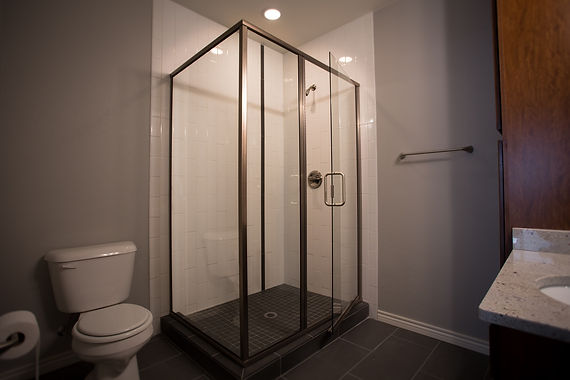 frameless shower door installers in fort collins colorado