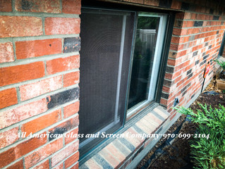 Window replacement in Fort Collins, Loveland, and Greeley areas