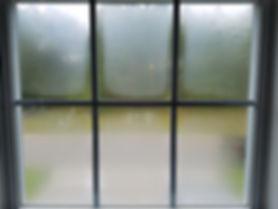 failed seals double pane windows
