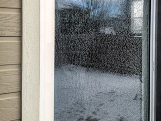 We Replace Broken Window and Patio Door Glass