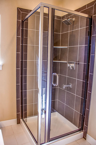 All Glass Shower Enclosure Fort Collins