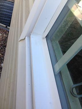 Repaired Hail Damaged Windows