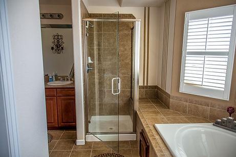 glass shower door installers in loveland colorado