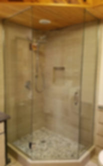 Frameless Shower Doors in Fort Collins