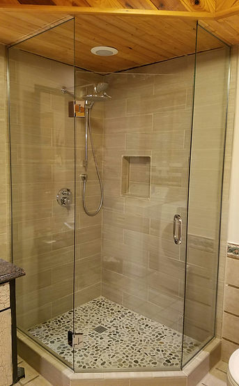 Frameless Shower Doors in Fort Collins