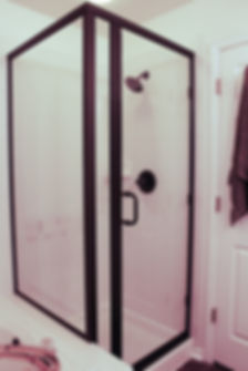 custom size shower doors in greeley