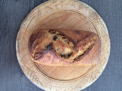 Olive and Herb Sourdough small (Friday 5 March bake)