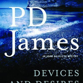 Book Review: DEVICES AND DESIRES by P. D. James