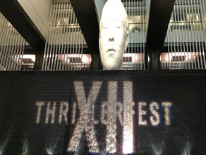 Some Photos from ThrillerFest XII