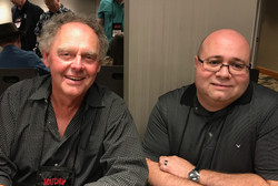 With D.P. Lyle at ThrillerFest