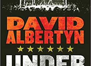 Book Review: UNDERCARD by David Albertyn