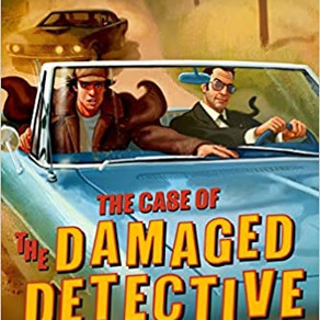 Book Review: THE CASE OF THE DAMAGED DETECTIVE by Drew Hayes