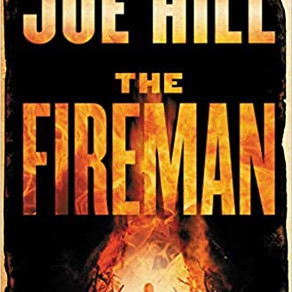 Audiobook Review: THE FIREMAN by Joe Hill