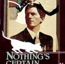 Book Review: NOTHING'S CERTAIN BUT DEATH by M. K. Wren
