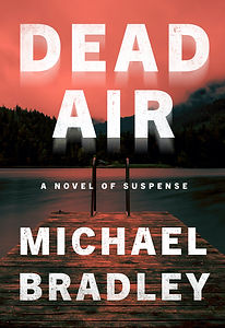Bradley Michael DEAD AIR front cover - s