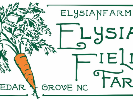 Elysian Fields Farm CSA Delivering to Perch!