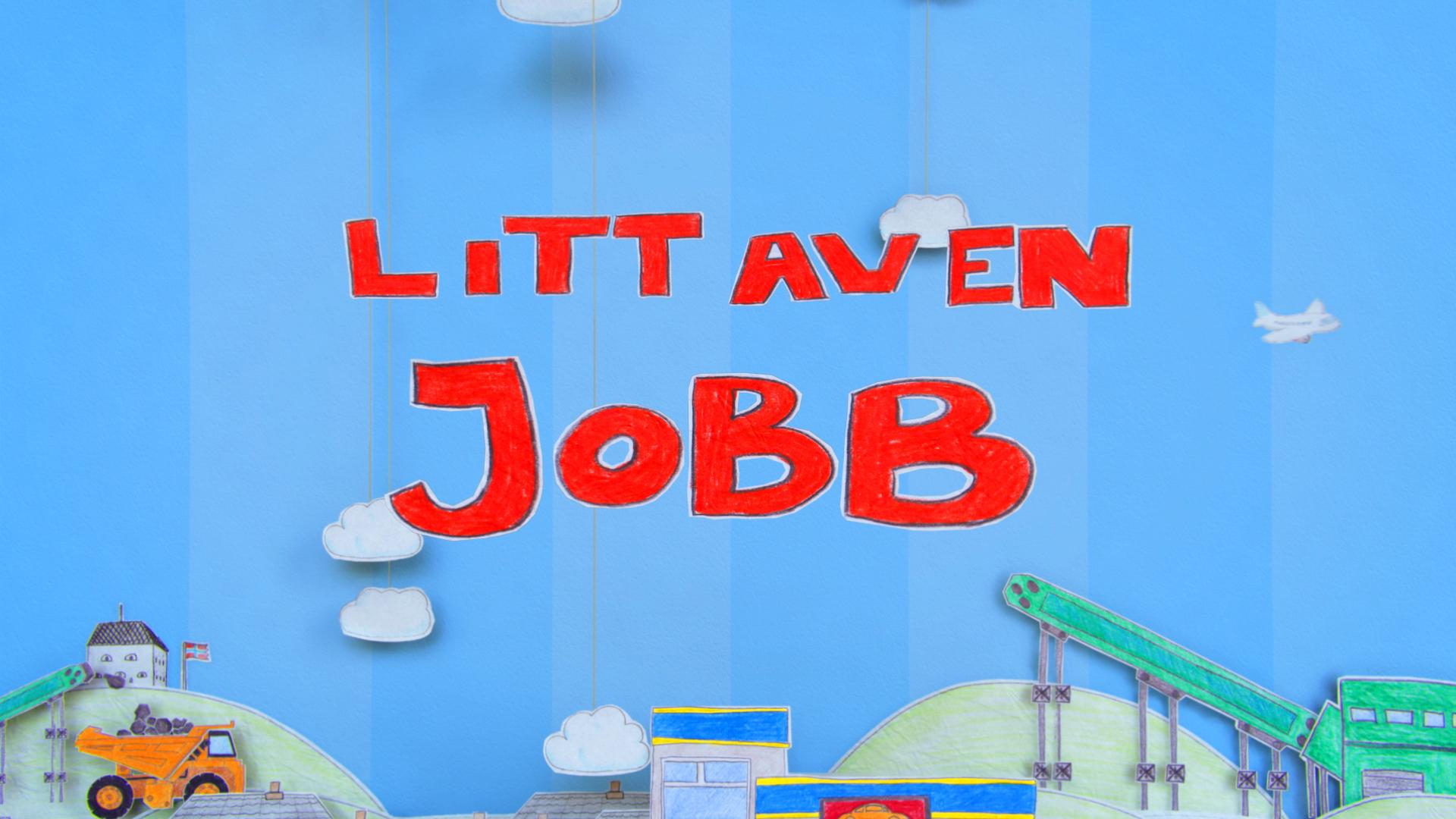 Litt av en jobb