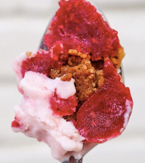 nedza's ice cream