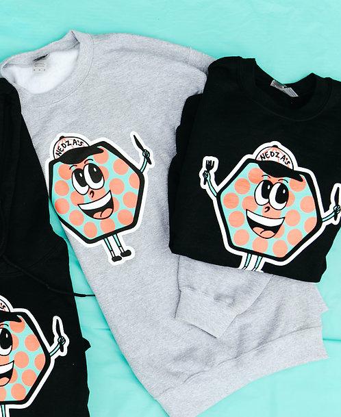 Nedza's Crew Neck Sweatshirt