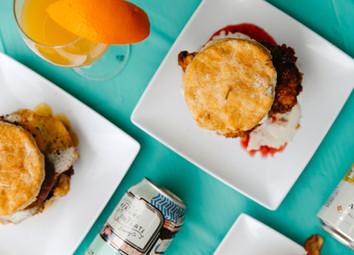 Nedza's Biscuits, Mimosas, & Beer