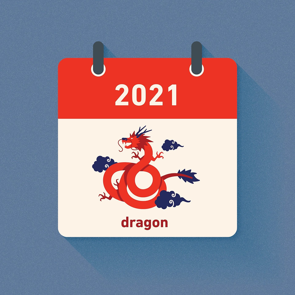 Dragon Zodiac in 2021