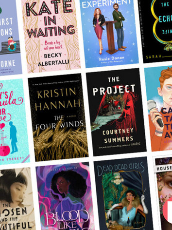 Books to Watch Out For on 2021