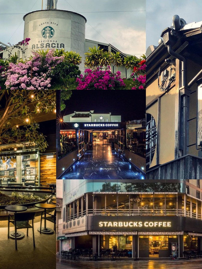 Top 10 Starbucks Places