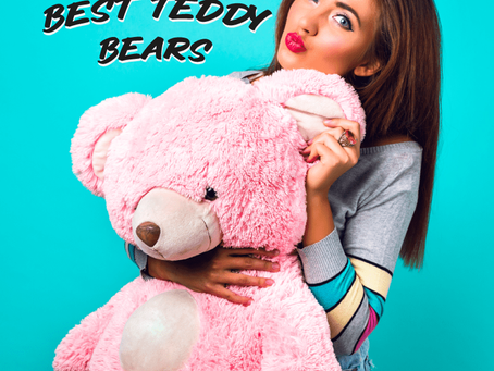 Best Teddy Bears of 2021! Perfect Gifts For Kids & Adults