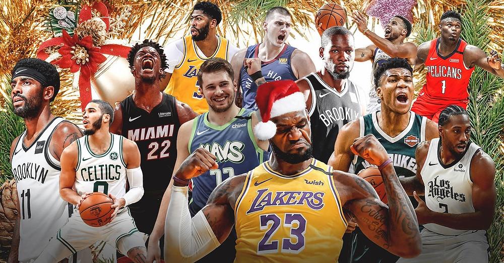 Nba Christmas Games