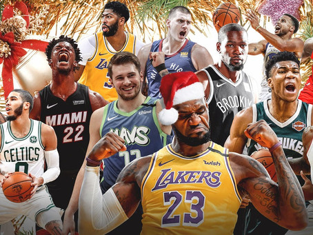 Must Watch NBA's Christmas Day Games