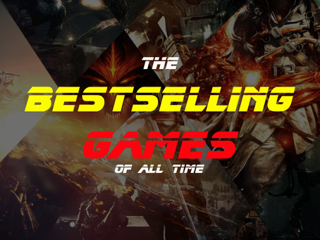 The Best Selling Games Of All Time (Updated 2021)