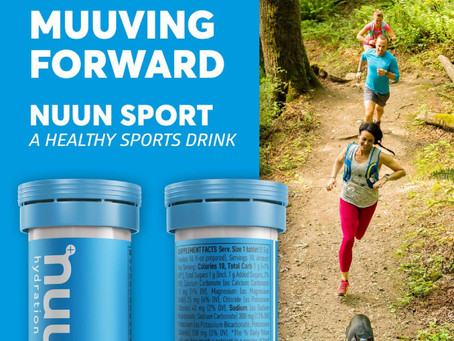A Useful Review: Nuun Electrolyte Tablets For Sports