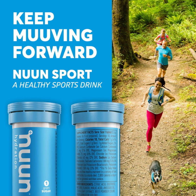 Nuun electrolyte tablets review