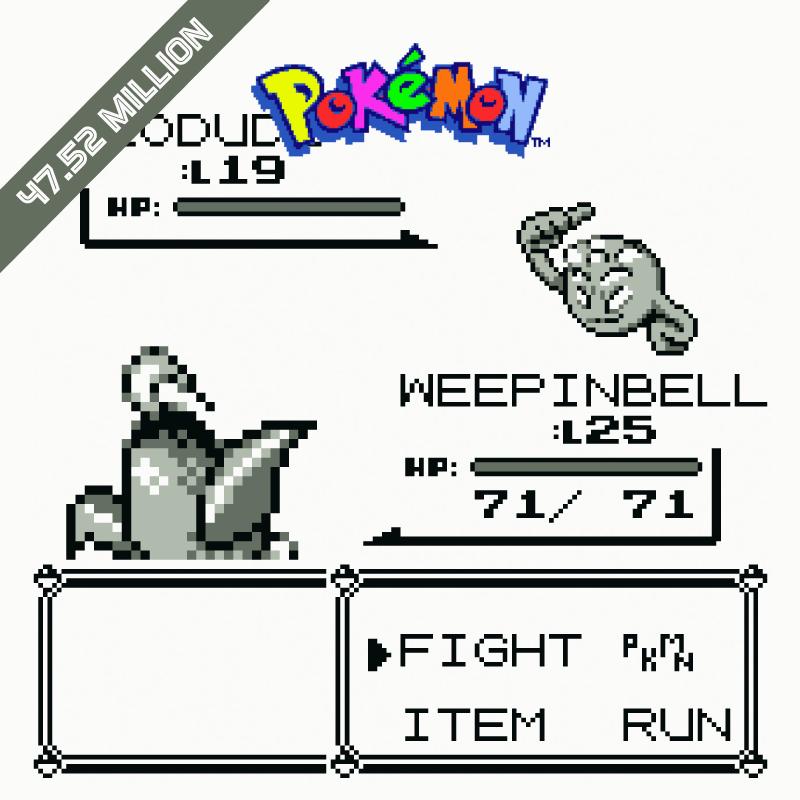 Pokémon Gen. 1
