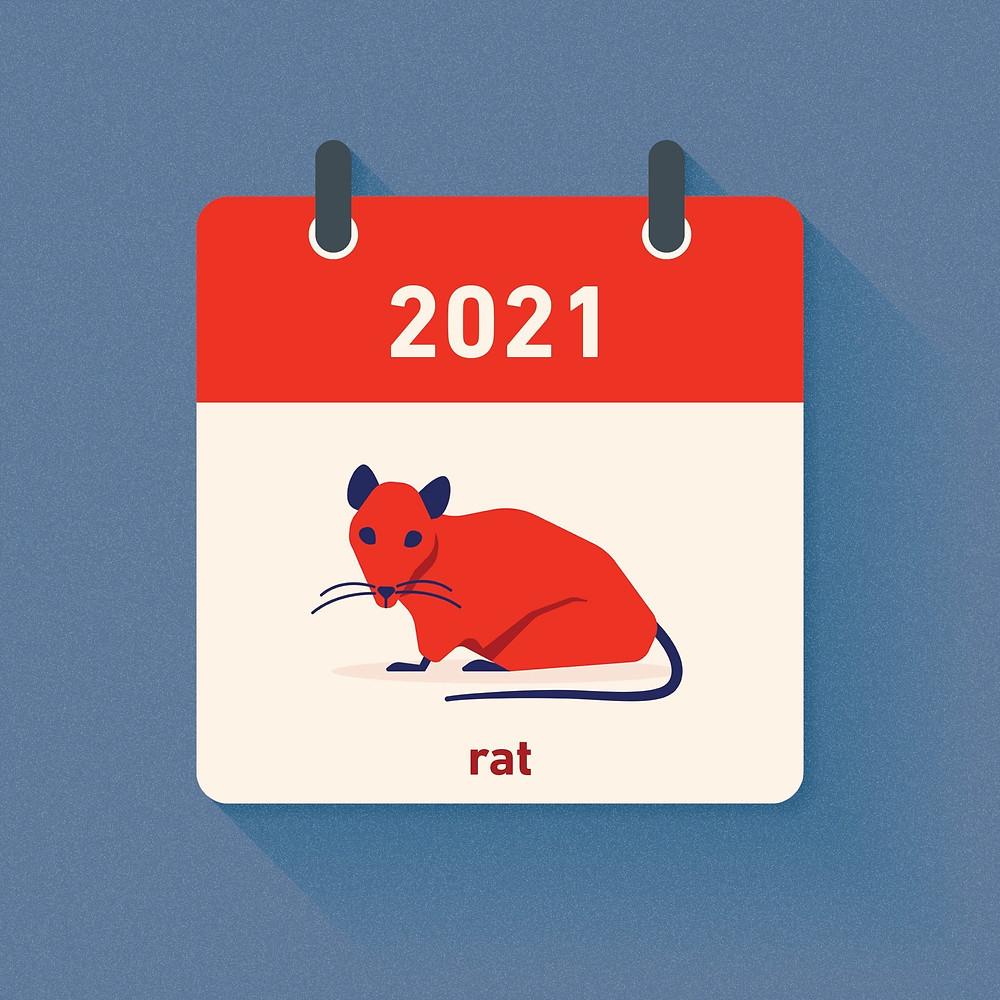 Rat Zodiac in 2021