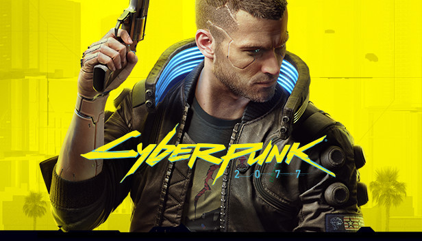 Cyberpunk 2077 promotional cover