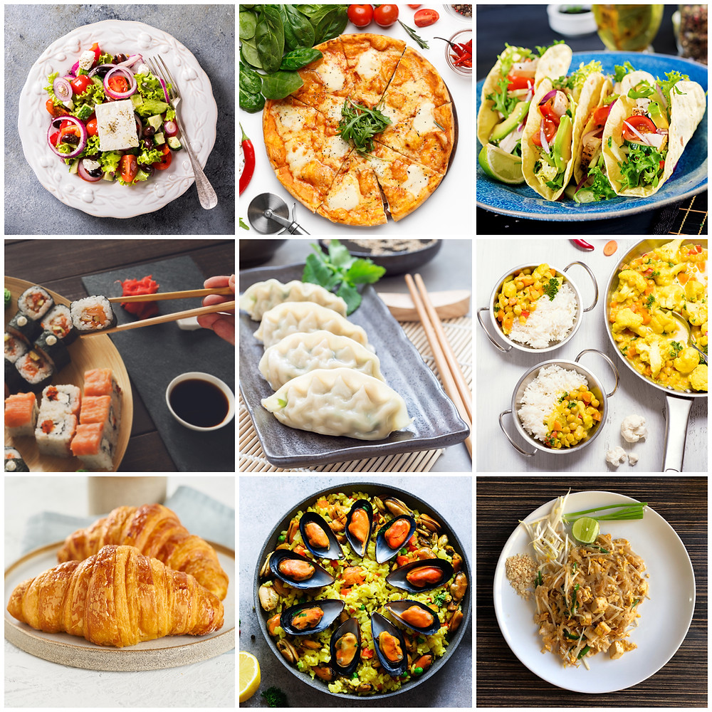 top 10 countries with best food